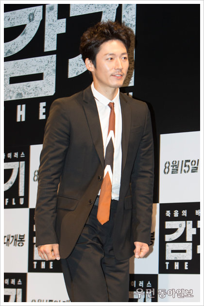 """장혁 """"브래드 피트는 그냥 사나이, 난 '진짜 사나이'!"""""""