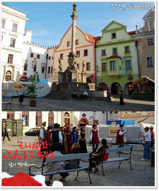 """""""체코 체스키 크룸로프, 슬픈 전설과 중세 건축물이 있는 아름다운 감성 도시""""… '이웃집블로거 빌시' 이진형의 소소한 유럽 이야기"""