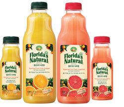 물 한 방울 넣지 않고 생오렌지, 생자몽을 바로 짠 주스, '플로리다 내추럴(Florida's Natural)'과 함께한 썸머 홈메이드 쿠킹 클래스 현장