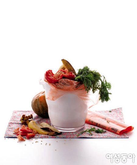 음식물 쓰레기 종량제 대처하는 법
