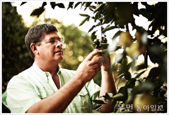 물 한 방울 넣지 않고 농부가 직접 만든 주스 플로리다 내추럴(Florida's Natural) 이야기② 윌 푸트남