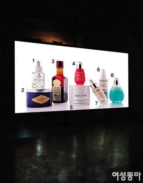 2013 상반기 브랜드별 판매 1위 코즈메틱