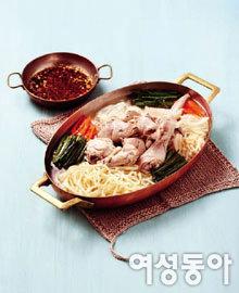 닭 한 마리 보양식