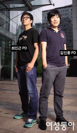 리얼 입대 프로젝트 '진짜 사나이' 만든 찰떡 콤비 김민종&최민근 PD
