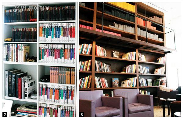 책 읽기 좋은 계절 공간 활용 서재 꾸미기