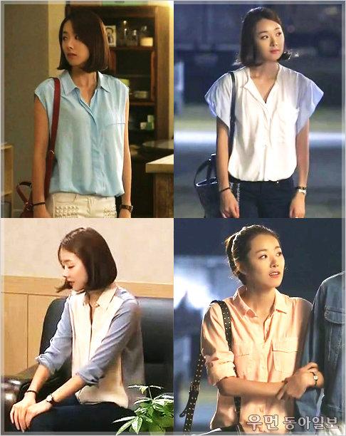드라마 '후아유' 소이현의 감각만점 이지 캐주얼 룩… 비즈니스 라이프 코치 김경화의 패션 전략 ⑲