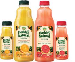 물 한 방울 넣지 않은 주스의 화려한 변신! 플로리다 내추럴(Florida's Natural)로 즐기는 추석 생기 영양식
