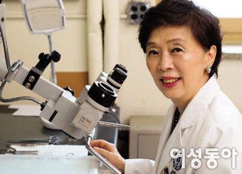 모녀 해부학자 박경아 교수