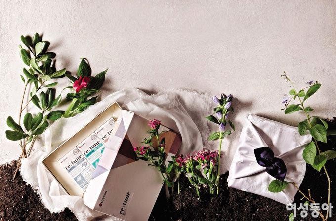 유기농 건강기능식품 리튠 선물세트