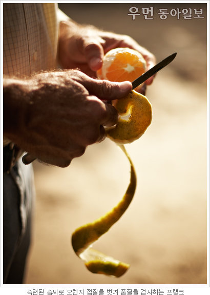 물 한 방울 넣지 않고 농부가 직접 만든 주스 플로리다 내추럴(Florida's Natural) 이야기 ④ 프랭크 헌트 3세