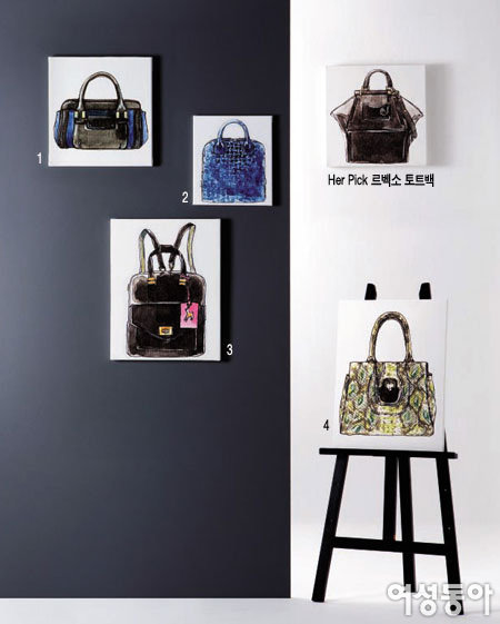 Welcome to 'it bag' Gallery