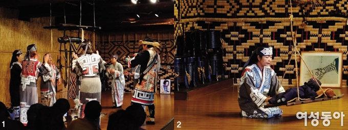아이누 문화의 정수 시라오이&홋카이도 3대 경관 도야코