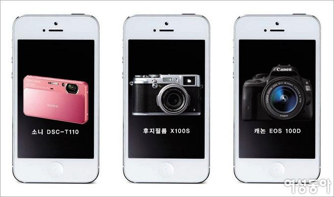 블로거와 페친이 선택한 카메라