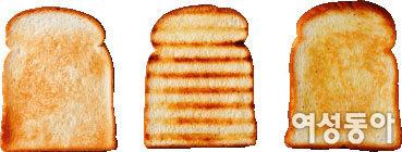 a piece of toast