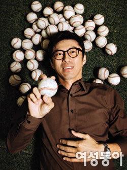야구 하는 남편 손혁, 골프 하는 아내 한희원을 말하다