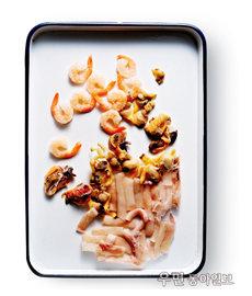손쉽게 만드는 한끼 식사, 해물야키소바