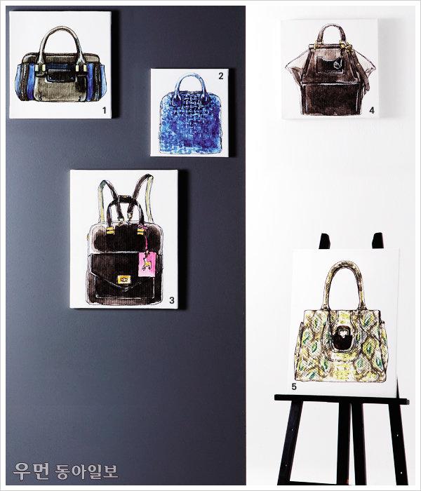 패피들이 선택한 가방! Welcome to 'it bag' Gallery