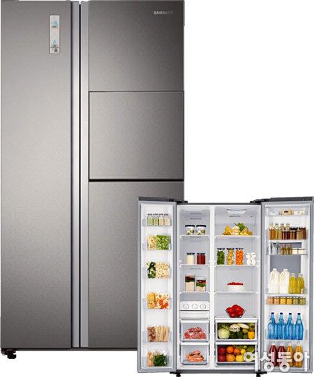 삼성전자 지펠 냉장고 RS803GHMC7N을 드립니다