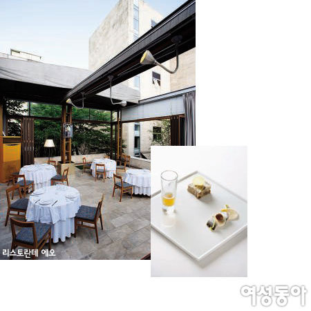 대한민국 NO.1 레스토랑
