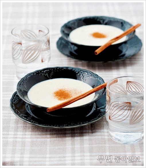 찬바람 불면 수프 한 그릇 ② 응용 수프 - 사과수프