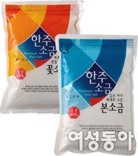 맛있는 김장 김치 필수 조건, 건강에 좋은 정제 소금