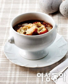 수프 한 그릇