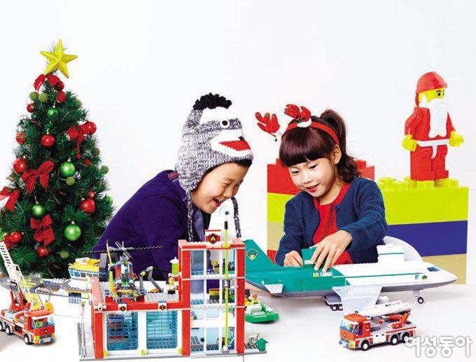 최고의 크리스마스 선물 레고® 시티