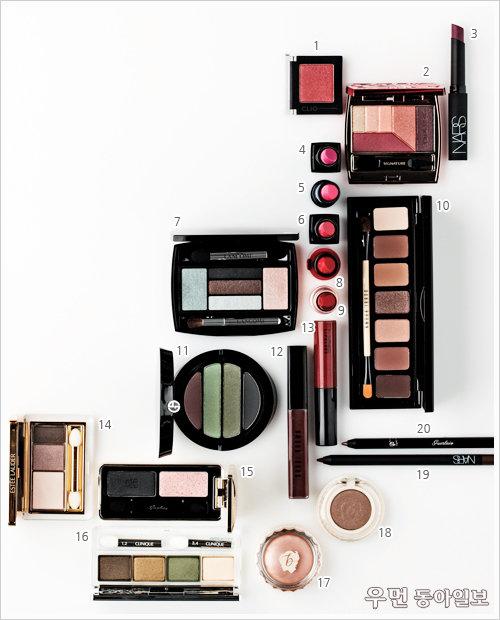 2013 가을/겨울 메이크업 트렌드! The make up ② COLOR MAKEUP TREND