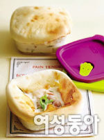 쉽고 간편한 락앤락글라스 햇쌀밥용기