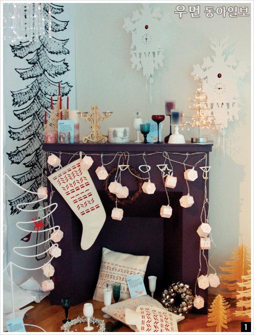 공간 디자인 디렉터 권은순의 소소한 집 꾸밈법~ 12월 스페셜 데커레이션