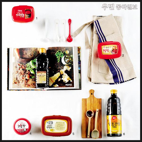 손맛보다 장맛~ 요리연구가의 찬장에서 찾은 시판 장