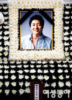 가수 김지훈과의 아픈 이별