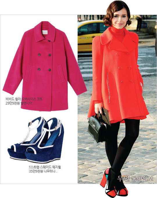 Fashion  people  no.4 winter  styling ② 패션 칼럼니스트 미로슬라바 듀마