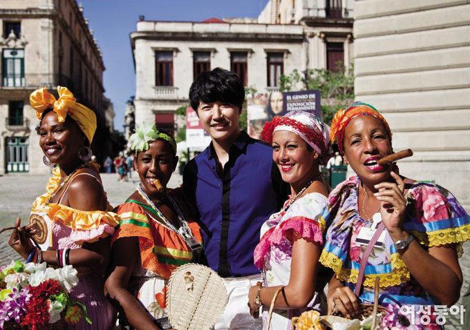 윤상현 씨 쿠바를 부탁해요!
