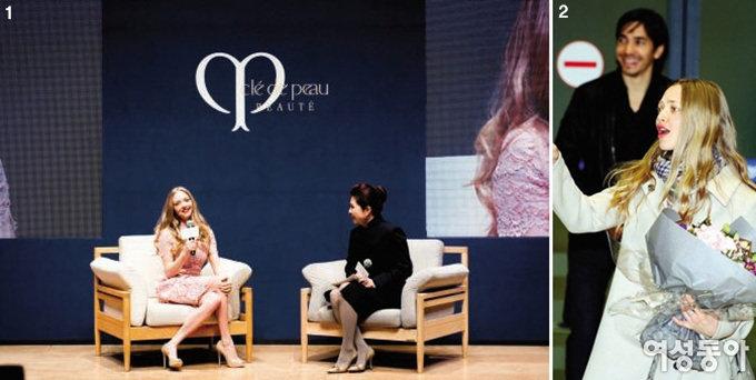 한국을 사랑한 요정 아만다 사이프리드