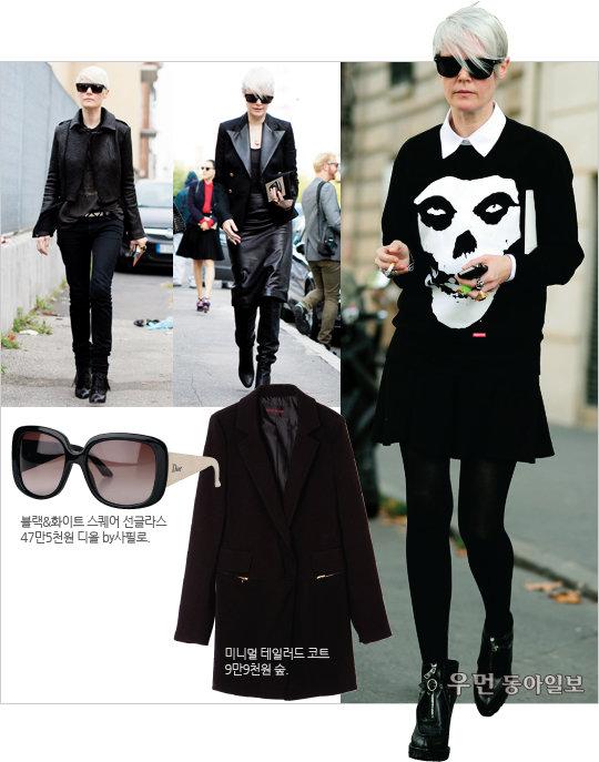 Fashion  people  no.4 winter  styling ③ '엘르'미국 스타일 디렉터 케이트 랜피어