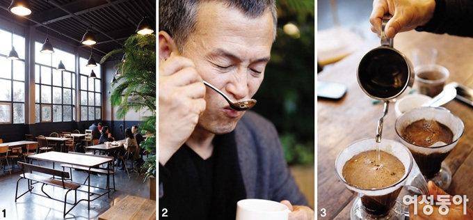 한국 커피의 자존심 양광준 대표의 '세상을 바꾸는 커피'