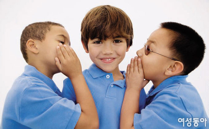 영어로 말하는 아이보다 소통하는 아이로 키워라