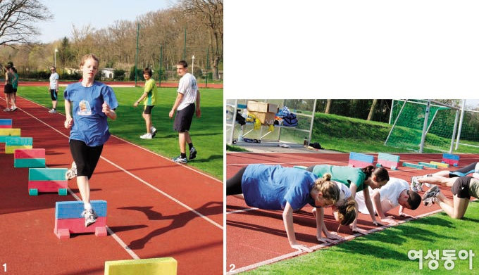 스포츠 강국 독일의 어린이 스포츠클럽
