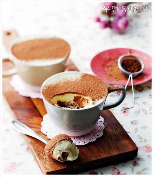 오븐 없이 만드는 Healing Dessert ③ 티라미수컵케이크