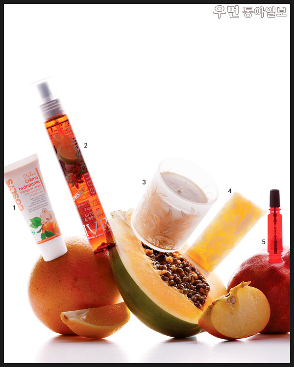 Scents & Sensibility ③ Sweet Citrus & Fruity
