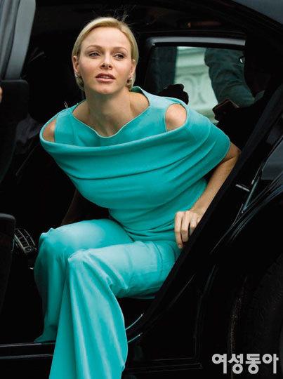 왕비의 품격, 샤를린 위트스톡