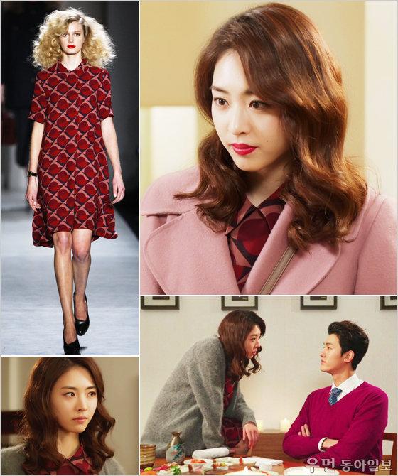 STAR IN RUNWAY 스타들이 제안하는 TPO별 스타일링 ①드라마 편