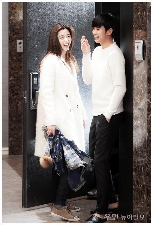 All about '별그대' 궁극의 배우 전지현·김수현 & 가슴 뛰는 흥행의 공식 ②