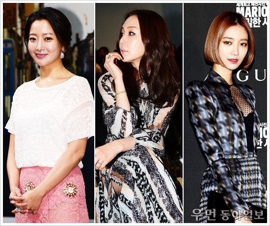 STAR IN RUNWAY 스타들이 제안하는 TPO별 스타일링 ②행사장 편