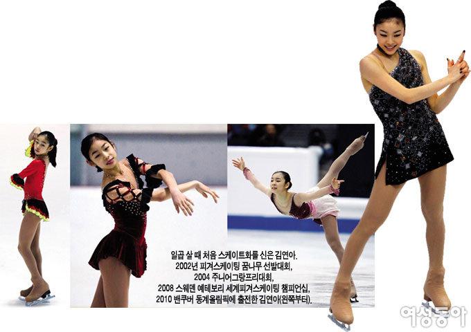 Adios 김연아, 고맙고 자랑스러워!