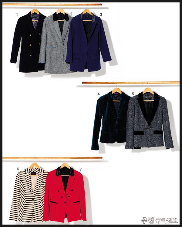 겨울과 봄 사이 아우터 2중 플레이 ③ Tailored Jacket
