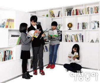 작은 도서관 캠페인