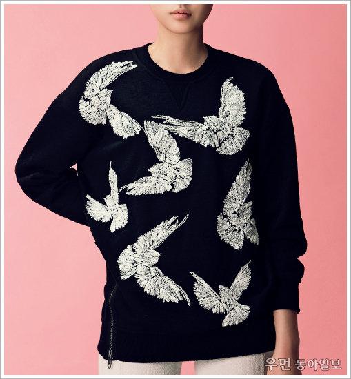 하이패션 진땀나게 하는 스웨트셔츠들~ Your New Sweatshirt No.5