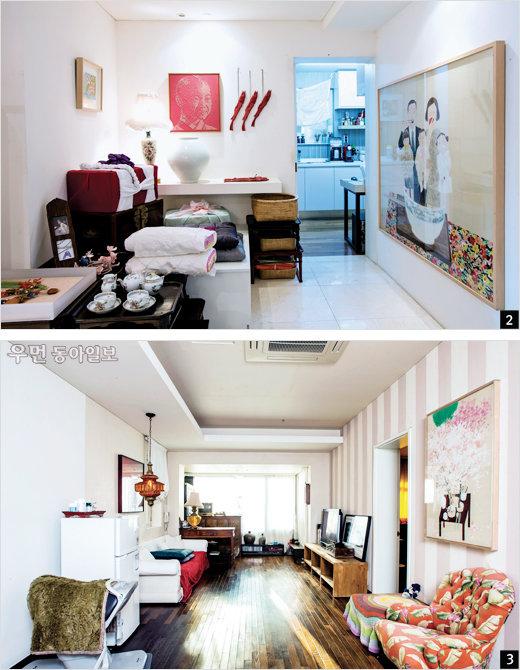 Inspired by Space~ 아티스트들의 일과 집 ② 한복 디자이너 김영진의 믹스매치 단독주택